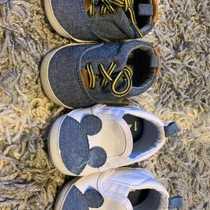 Baby Gap 3-6 month shoes